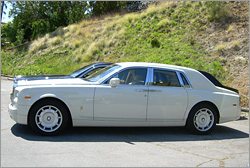CURRENT MODEL ROLLS PHANTOM